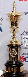 Havemeyer Trophy given to US Amateur winner