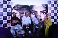 Bollywood Actress Raveena Tandon in Transparent Green Saree at Trailer Launch Of Film Maatr  0024.JPG