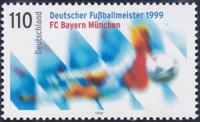 Germany 1999 Bayern München German Soccer Champions