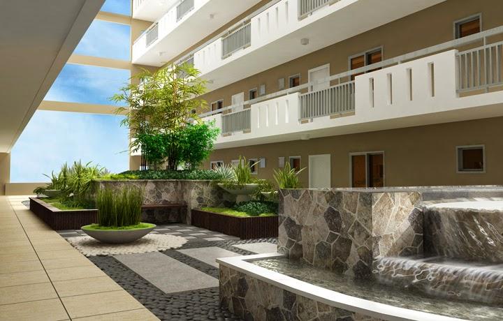 Illumina Residences Landscape Atrium