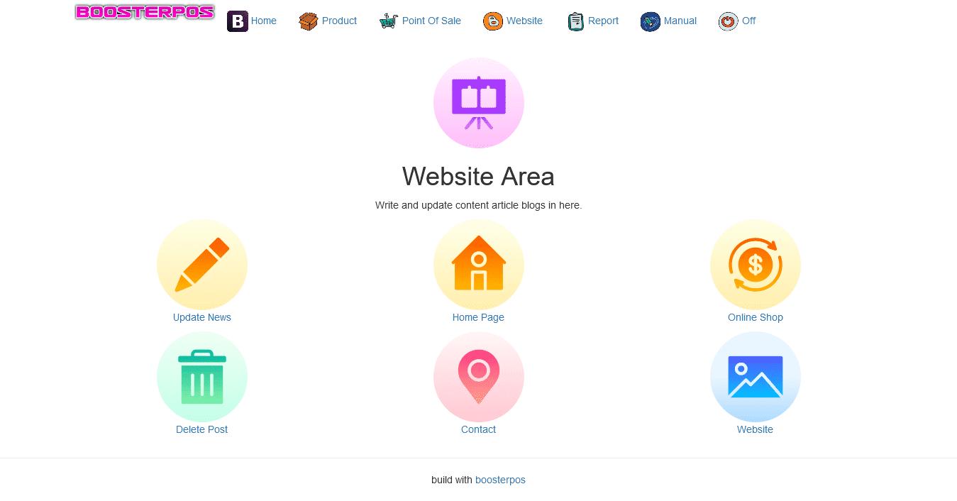 pembuatan website toko online shop
