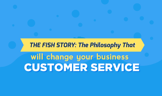 The FISH Story: The Philosophy That Will Change Your Business Customer Service