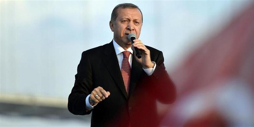 Ερντογάν: Στη Σμύρνη γνωρίζουν καλά τι σημαίνει ομαδικές σφαγές