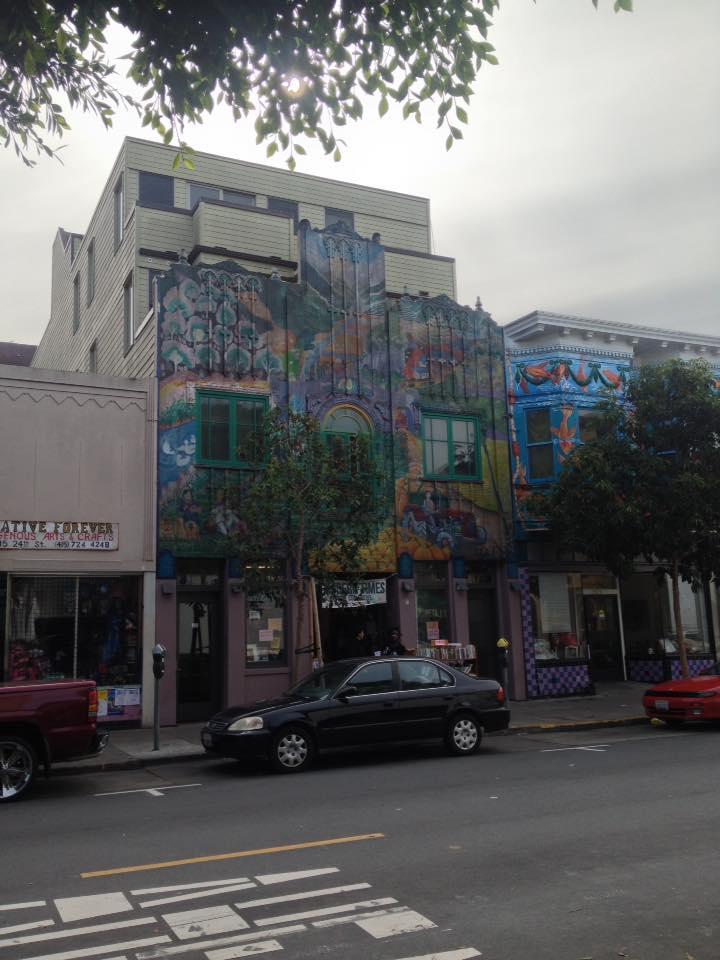 Mission à San Francisco