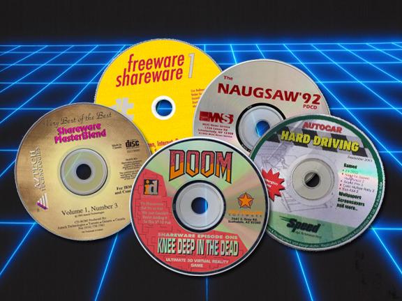 RetroGeeker: The Shareware CD Archive