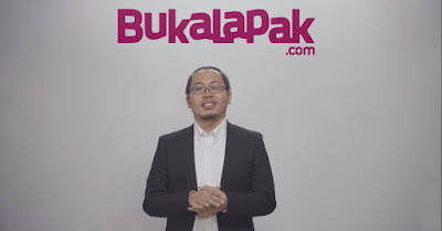 Profil Achmad Zaky, Pendiri Bukalapak