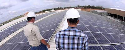 Beneficios usar paneles fotovoltaicos