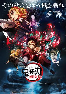 Kimetsu no Yaiba the movie sub indo