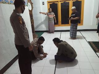 Polisi Putuskan Tidak Mau Tangkap Pelaku Pembakar Sajadah di Masjid Jami Al Falah Serang