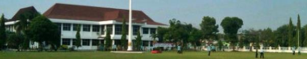 Gedung Kantor Bupati Kabupaten Musi Rawas