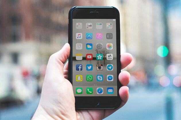 Tips Merapihkan Aplikasi dan Folder di Home screen iPhone