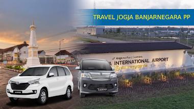 Travel Jogja Banjarnegara PP - WA 082328353630
