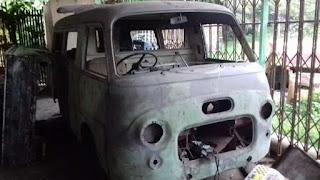 Bahan Mobil Langka Banget Nih...Fiat Model Kombi