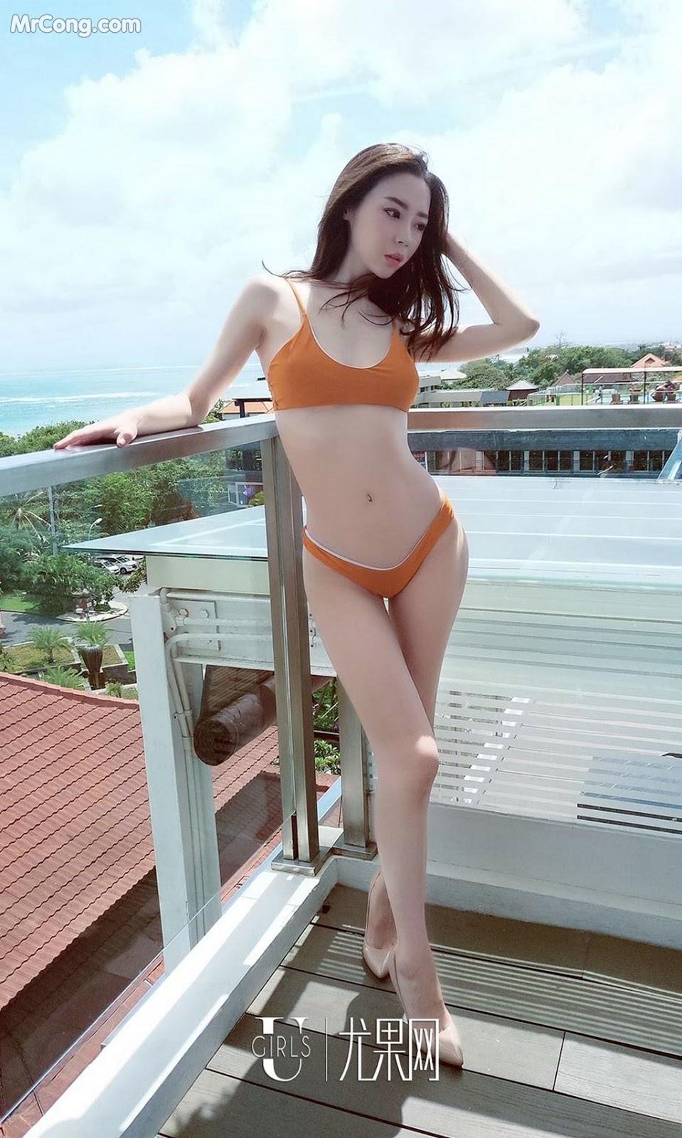 Image UGIRLS-Ai-You-Wu-App-No.1174-Various-Models-MrCong.com-009 in post UGIRLS – Ai You Wu App No.1174: Various Models (35 ảnh)