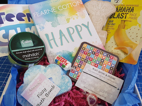Teen calm box review inside contents whats in the box