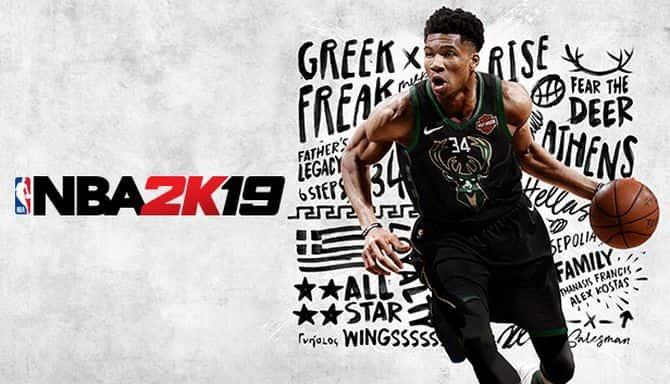 NBA 2K19 Téléchargement Gratuit