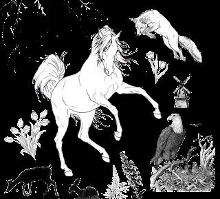 Handmade Custom Ketubah ~ Woodland Papercuts by Naomi Shiek