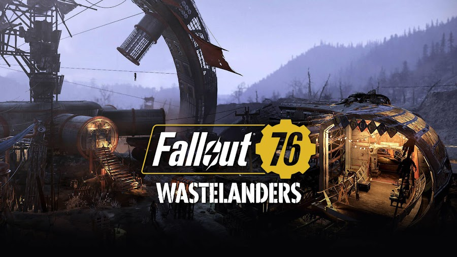 fallout 76 wastelanders expansion update faction reputations system raiders settlers online action role-playing game bethesda softworks zenimax media pc ps4 xb1