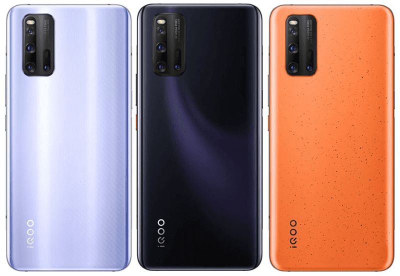 iQOO 3, iQOO 3 5G with Snapdragon 865, 12GB RAM, AMOLED display now official in India