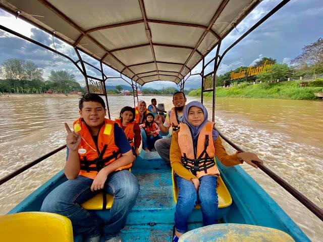 RIVER CRUISE SUNGAI PERAK, KUALA KANGSAR | TEMPAT MENARIK DI PERAK #TRAVELPERAKLAH
