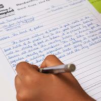 World Handwriting Contest
