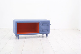 Muebles color pastel