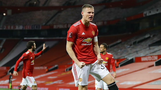 How I got the captain armband versus Watford - McTominay