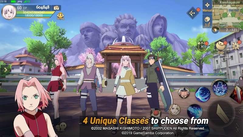 Download Naruto Slugfest di PlayStore Android (play.google.com)