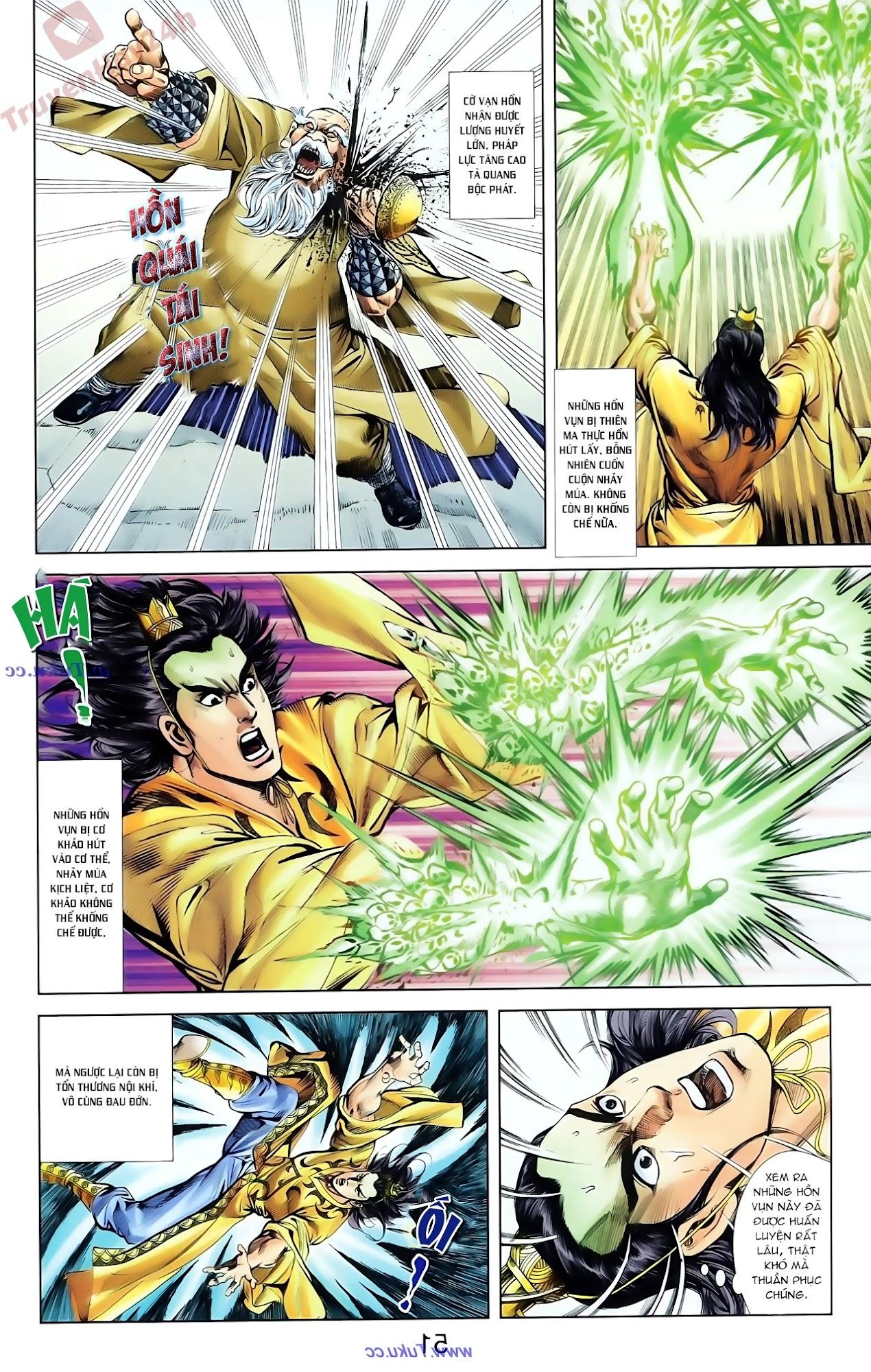 Cơ Phát Khai Chu Bản chapter 81 trang 7