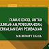 Rumus Excel Untuk Penjumlahan, Pengurangan, Perkalian dan Pembagian