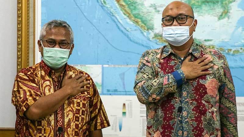 Arief Budiman Dipecat, Ilham Saputra Ditunjuk Sebagai Plt Ketua KPU RI