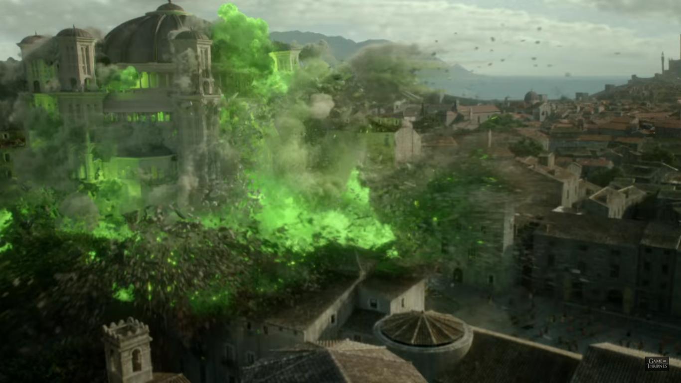 Os momentos mais épicos de Game of Thrones
