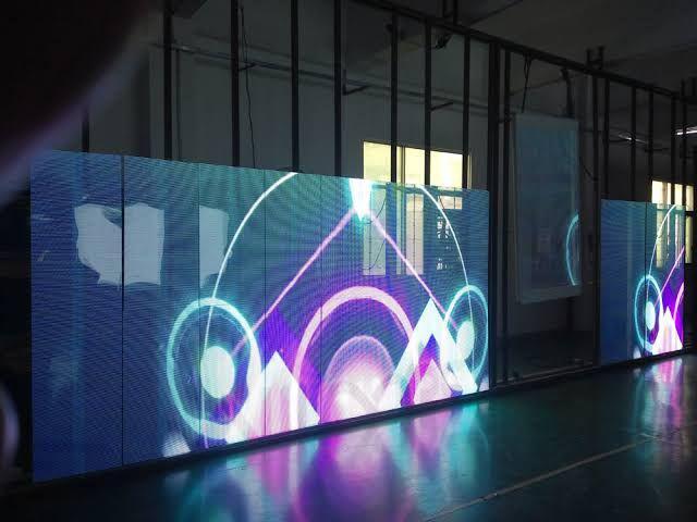 How Transparent LED TV Screens Work?
