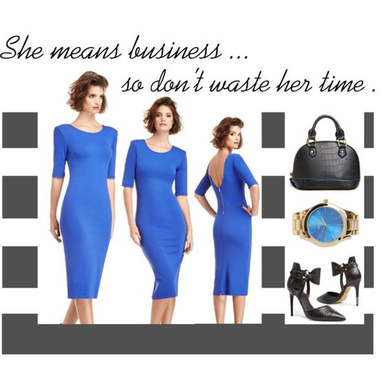 She Means Business ... So Don't Waste Her Time www.toyastales.blogspot.com #ToyasTales