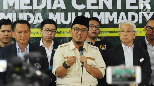 Dahnil Anzar Surati Kapolri soal Dugaan Intervensi Muktamar Pemuda Muhammadiyah