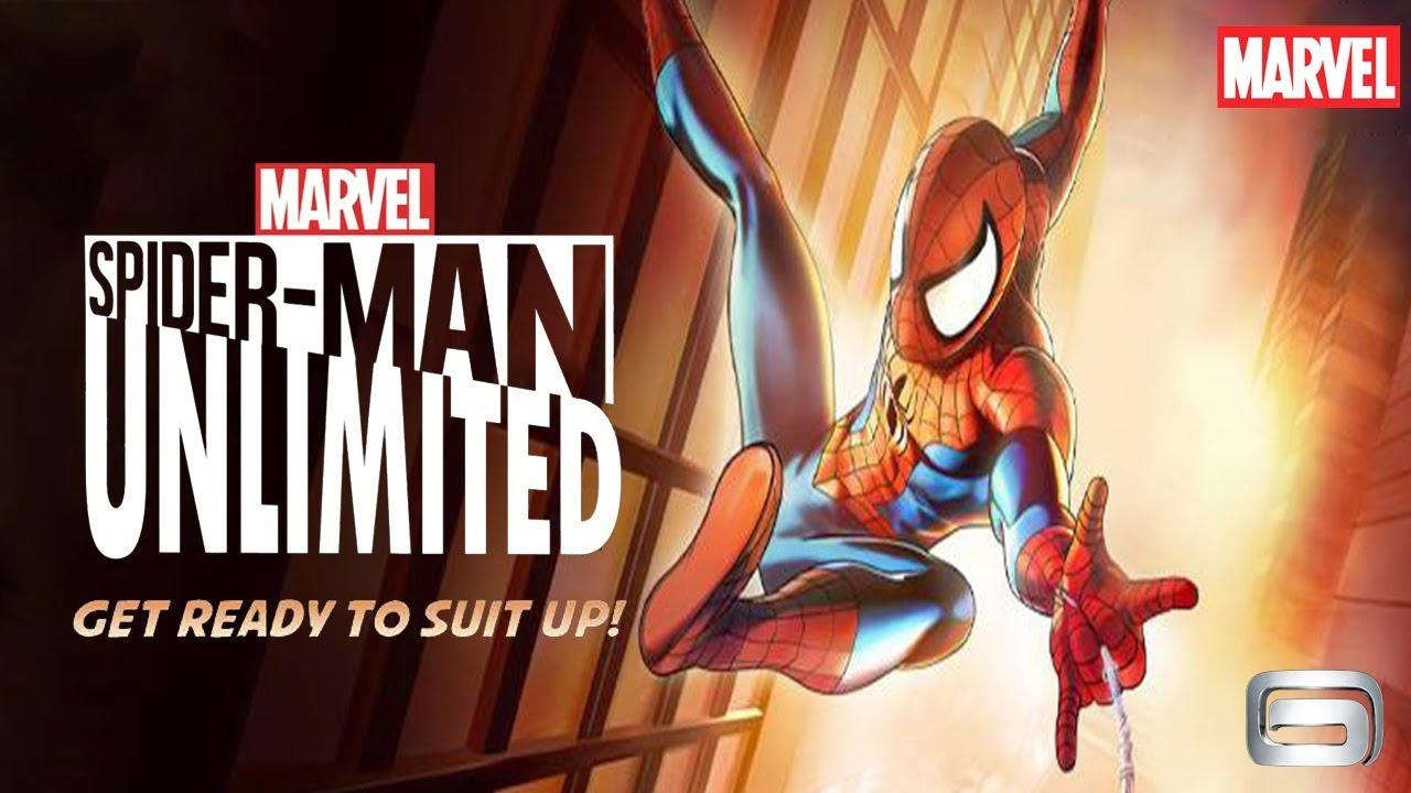 Spider-Man Unlimited v4 2 0e APK + DATA - Android Game Review