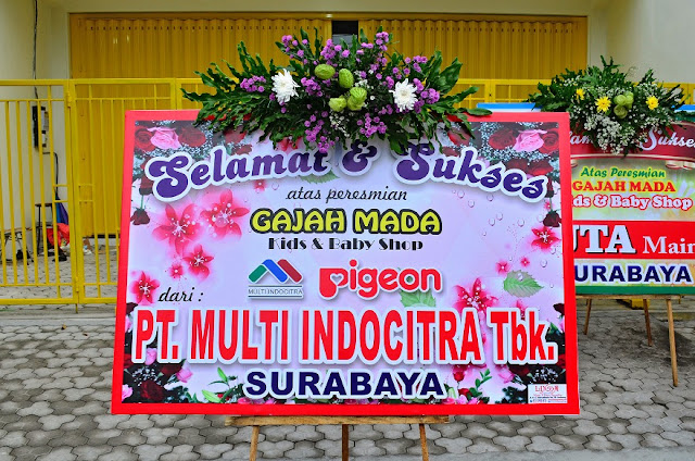Gambar Bunga Papan Selamat Dan Sukses
