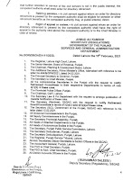 THE PUNJAB CIVIL SERVANTS DIRECTORY RETIREMENT FROM SERVICE RULES 2021