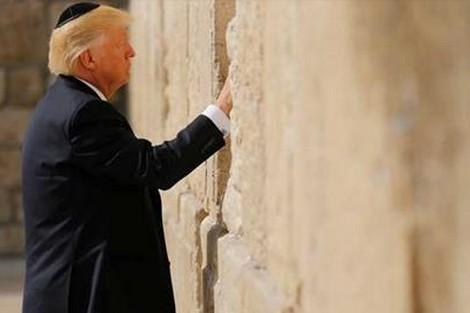 """الجهوية 24 - الرئيس الأمريكي يعتزم الاعتراف بمدينة القدس """"عاصمة لإسرائيل"""""""