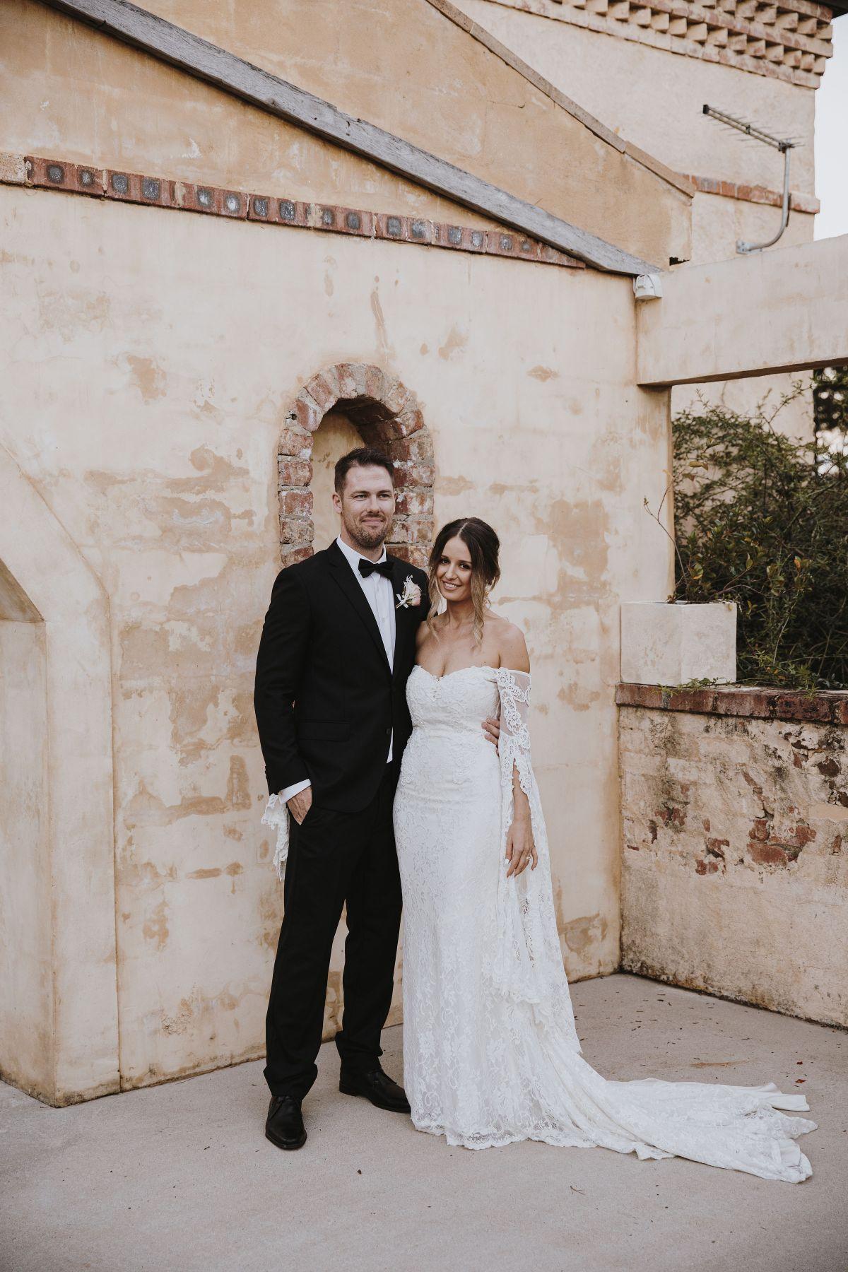 REAL WEDDING: BENA + MARK | DEUX BELETTES WEDDING BYRON BAY NSW