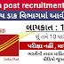 Department of Posts Gujarat Circle Recruitment Postal Assistant And Postman 2020