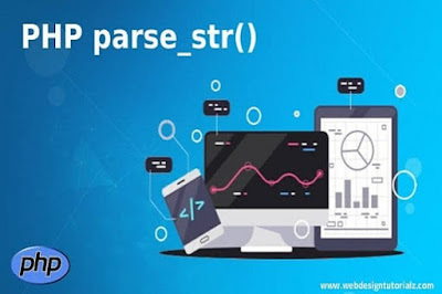 PHP parse_str() Function