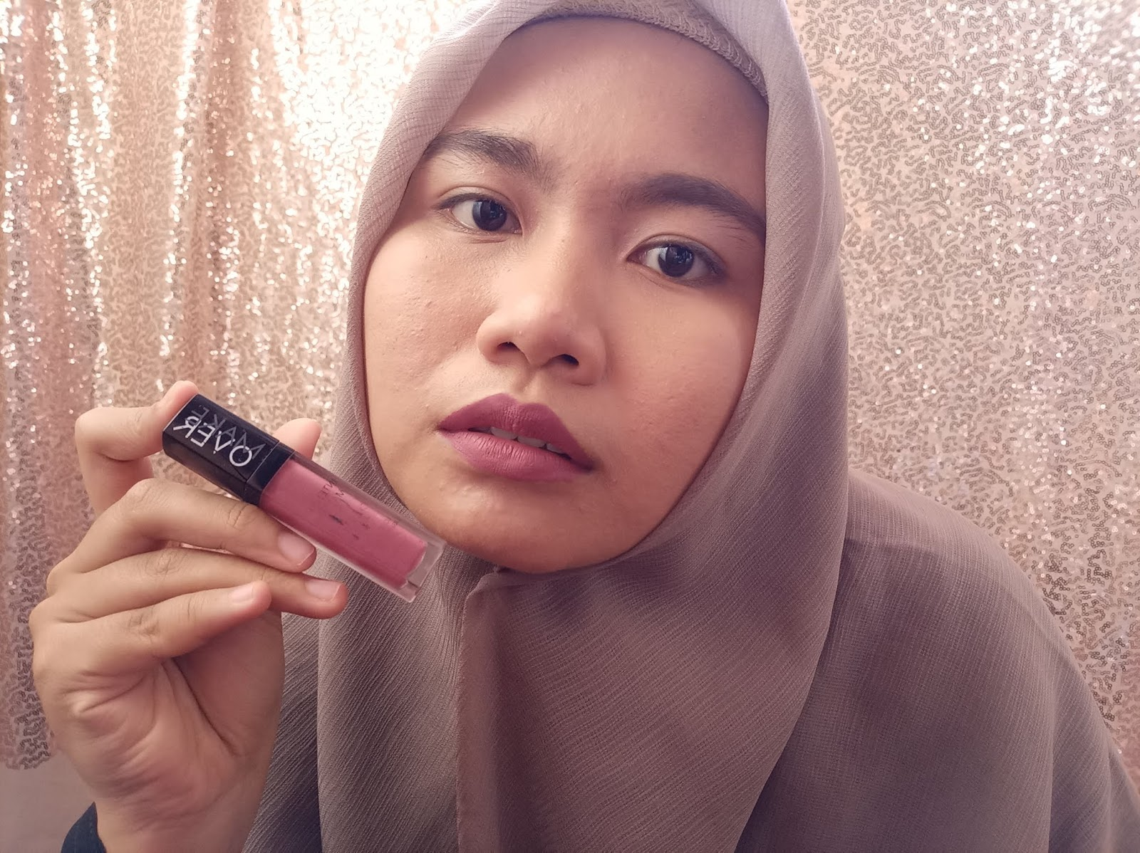 make up simple dengan Make OVer