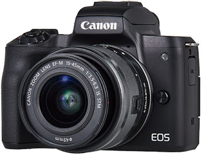 Canon EOS M50 (pack)