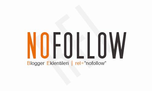 Blogger nofollow
