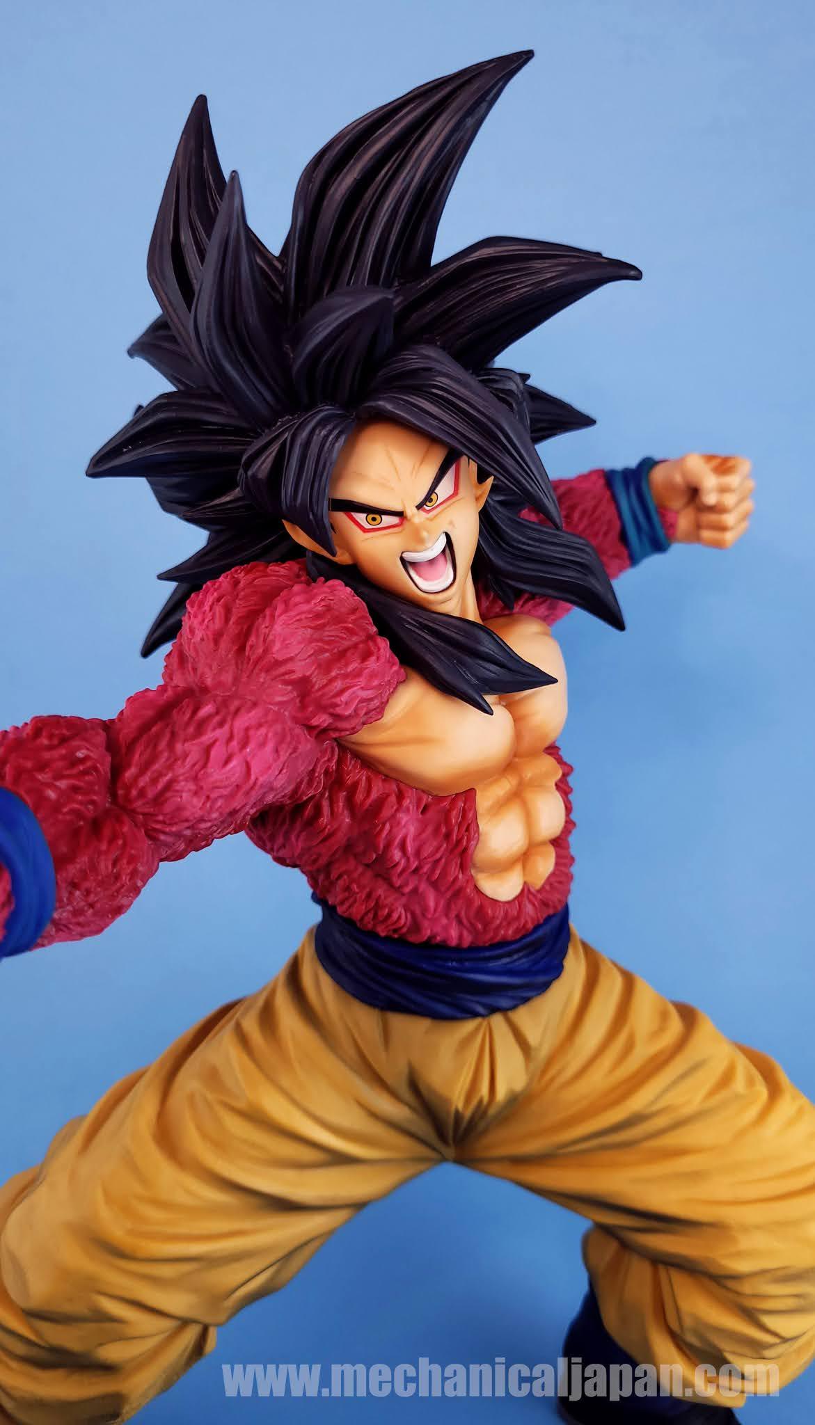 Super Saiyan 4 Son Goku