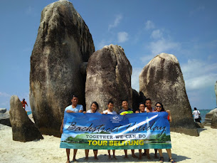 BELITUNG TOUR 30 MARET - 01 APRIL 2018
