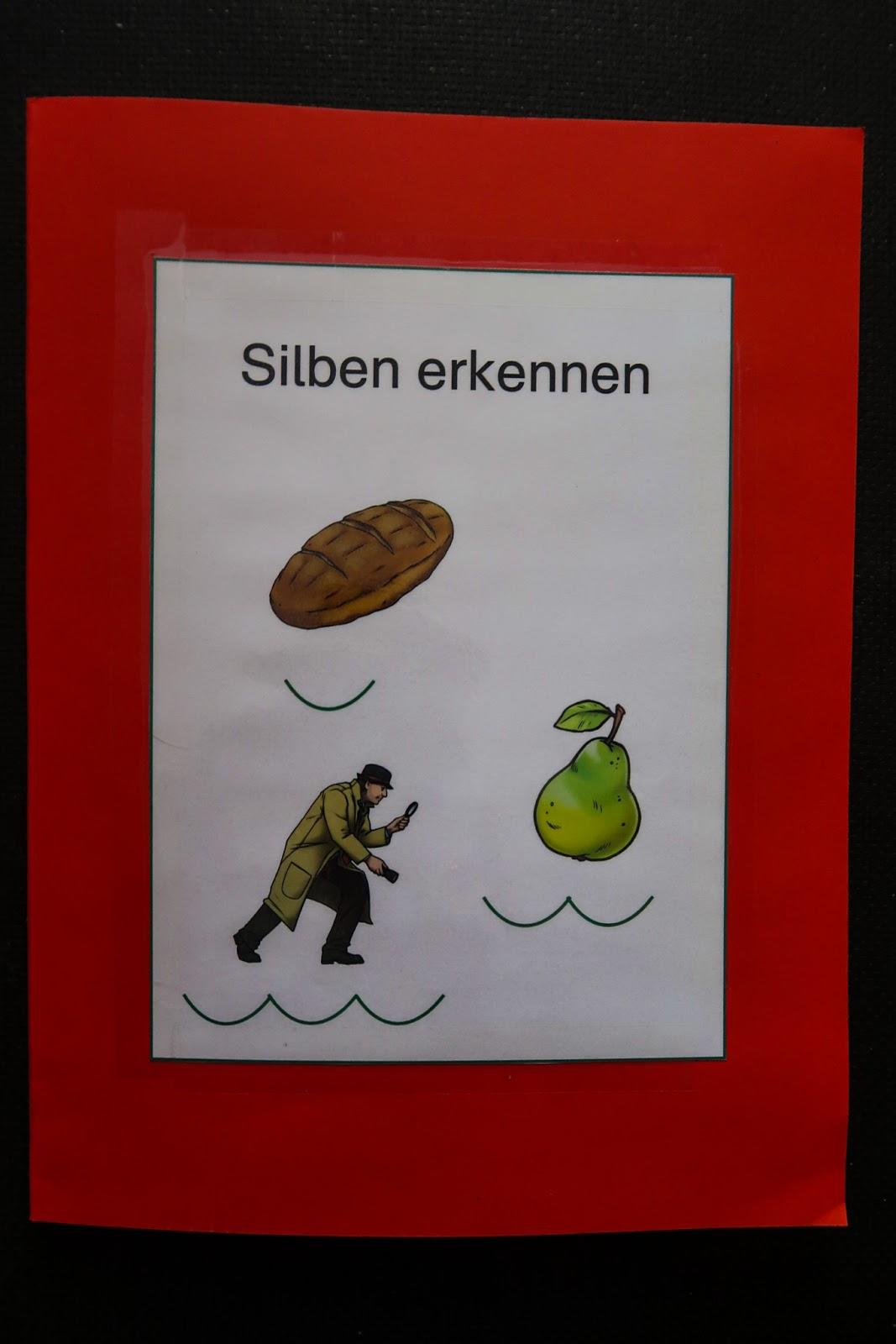 Abc Katze Klettbuch Silben Erkennen