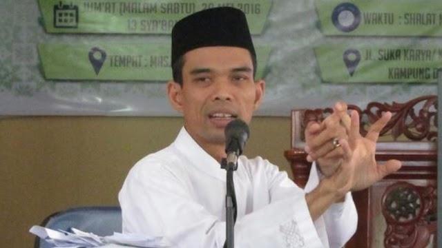 Ustadz Abdul Somad: Fenomena Dakwah Islam Indonesia Kontemporer