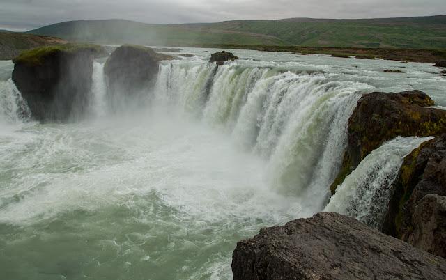 Godafoss cascada